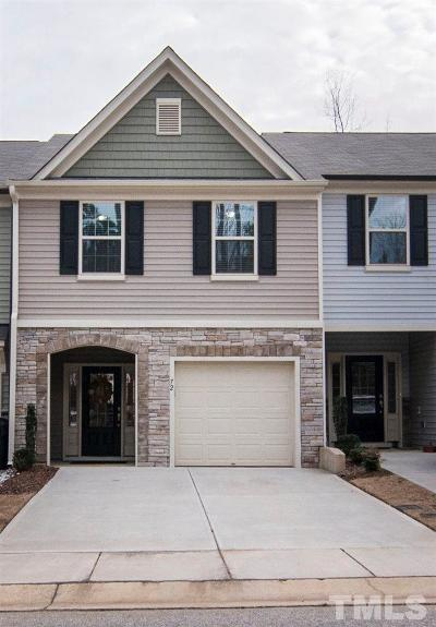 Flowers Plantation Townhouse For Sale: 72 River Dell Townes