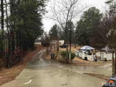 Wake County Residential Lots & Land For Sale: 1201 New Hill Road