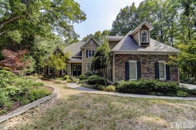 Raleigh Single Family Home For Sale: 3005 Lattyes Lane
