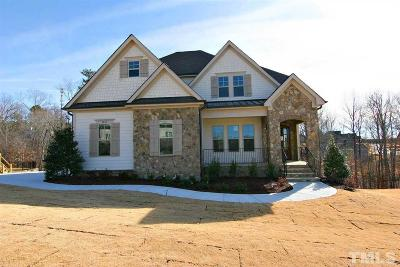 Raleigh Single Family Home For Sale: 7325 Harps Mill Road
