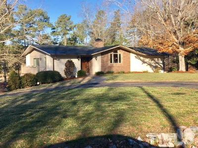 Single Family Home For Sale: 2198 N Woodland