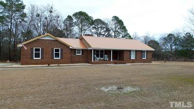 Spring Lake Single Family Home For Sale: 510 Bill Shaw Road