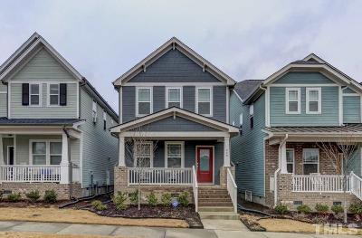 Chapel Hill Single Family Home Contingent: 648 Granite Mill Boulevard