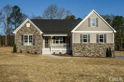 Holly Springs Single Family Home For Sale: 5140 Old Powell Road