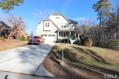 Sanford Single Family Home For Sale: 722 Creekside Drive