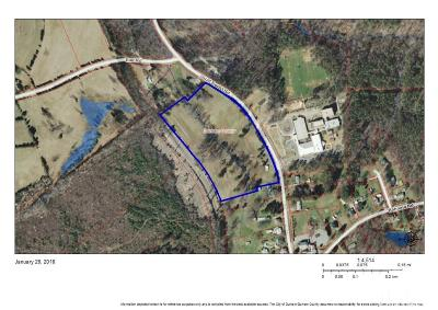 Durham County Residential Lots & Land Contingent: 9009 Quail Roost Road