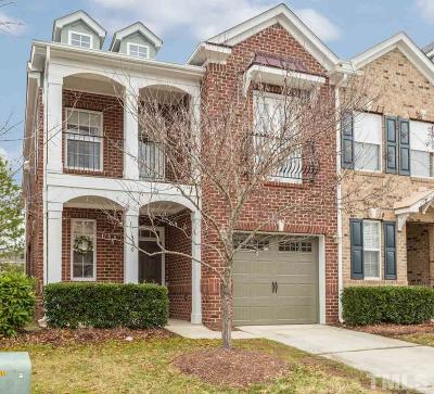 Cary Townhouse Pending: 510 War Admiral Court