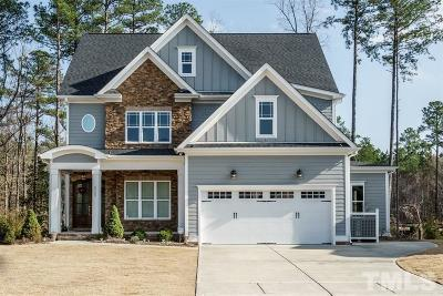 Cary Single Family Home For Sale: 2753 Belmont View Loop