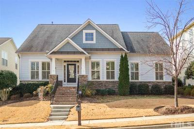 Chapel Hill Single Family Home For Sale: 1398 Great Ridge Parkway