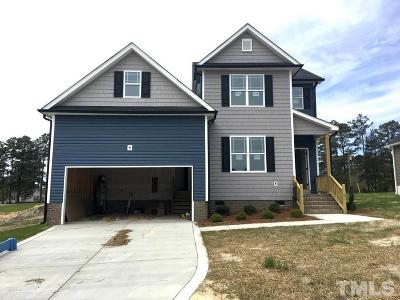 Willow Spring(s) Single Family Home For Sale: 52 Sandy Farm Court