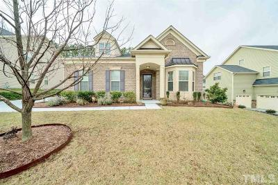 Wake Forest Single Family Home Contingent: 1316 Litchborough Way