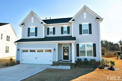 Holly Springs Single Family Home For Sale: 324 Morgan Ridge Road