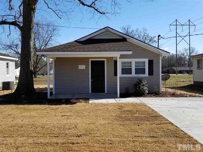 Johnston County Rental For Rent: 409 S Center Street