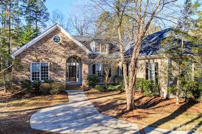 Chapel Hill Single Family Home Contingent: 205 Silver Creek Trail