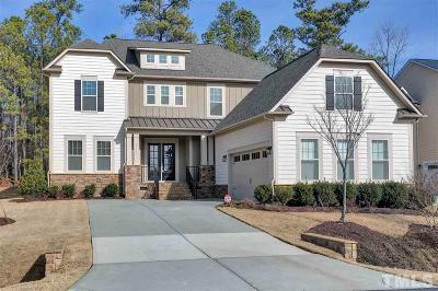 Cary Single Family Home For Sale: 9113 Cobalt Ridge Way