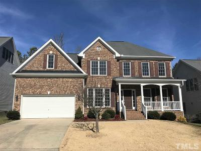 Durham Single Family Home For Sale: 5303 Paces Ferry Drive