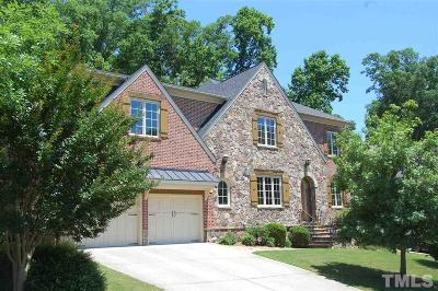 Cary Single Family Home For Sale: 118 Westongate Way