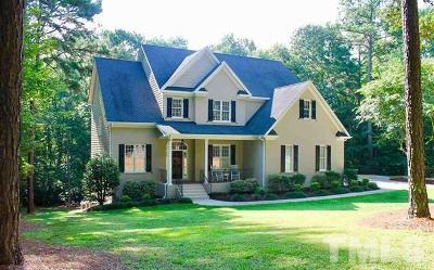 Raleigh Single Family Home For Sale: 12412 Peed Road