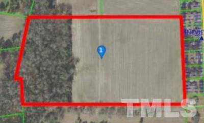 Johnston County Residential Lots & Land For Sale: OFF Nc 27 Highway