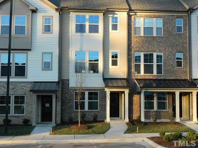 Cary Townhouse Contingent: 309 Rosapenna Lane