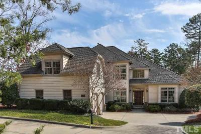 Chapel Hill Single Family Home For Sale: 96208 Carteret