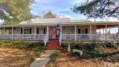 Harnett County Single Family Home For Sale: 2128 Old Buies Creek Road