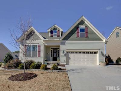 Cary Single Family Home For Sale: 507 Bosworth Place