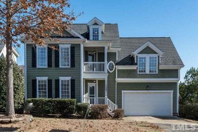 Wake Forest NC Single Family Home For Sale: $300,000