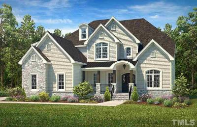 Apex Single Family Home Pending: 2309 Vandiver Way
