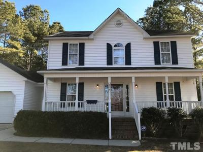 Johnston County Rental For Rent: 106 Smiths Creek Drive
