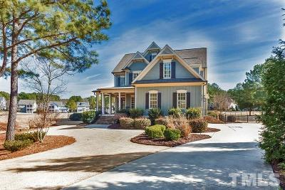 Wake Forest Single Family Home Contingent: 1341 Colonial Club Road