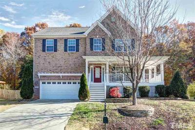 Apex Single Family Home For Sale: 8624 Forester Lane