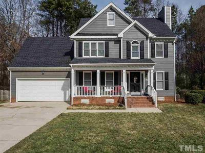 Wake County Single Family Home For Sale: 2920 Dahlgreen Road
