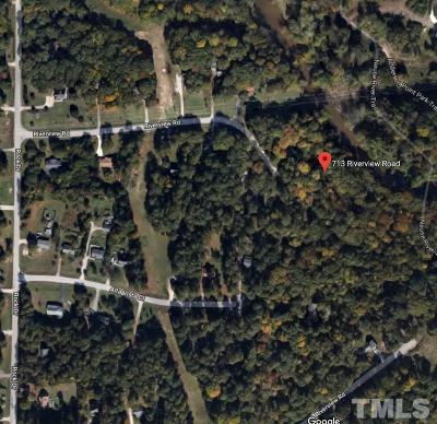 Raleigh Residential Lots & Land Pending: 713 Riverview Road