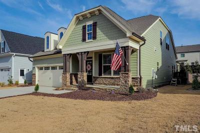 Holly Springs Single Family Home For Sale: 421 Morgan Ridge Road