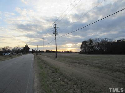 Zebulon Residential Lots & Land For Sale: 80 Green Pace Road