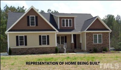 Benson Single Family Home For Sale: 7642 Benson Hardee Road