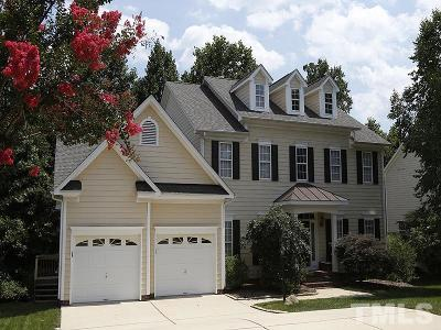 Raleigh Single Family Home For Sale: 11412 Lostwood Lane