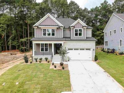 Cary Single Family Home For Sale: 317 Holsten Bank Way