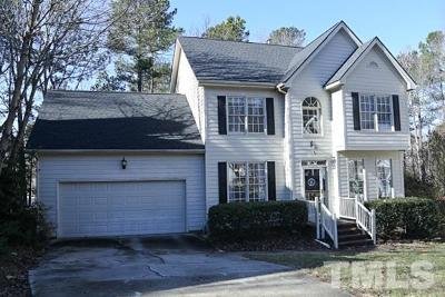 Cary Single Family Home Contingent: 115 Whitlock Lane