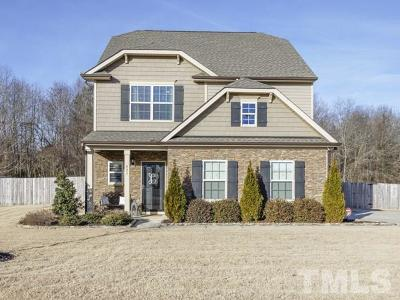 Willow Spring(S) Single Family Home Contingent: 625 Spruce Meadows Lane