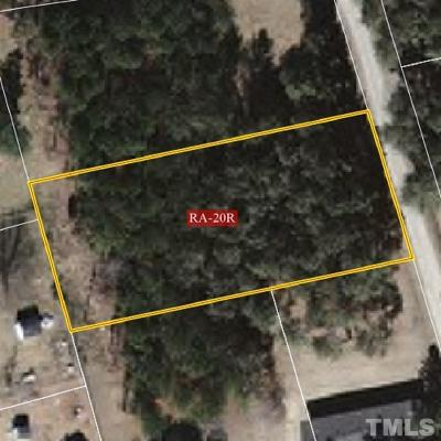 Harnett County Residential Lots & Land For Sale: 47 Sydney Drive