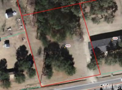 Harnett County Residential Lots & Land For Sale: 9724 W Nc 27