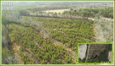 Harnett County Residential Lots & Land For Sale: 1&2 McDougald Road