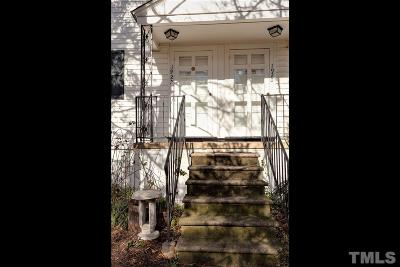 Raleigh Condo Contingent: 1922 Smallwood Drive