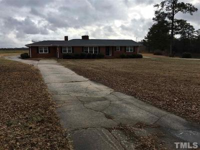 Johnston County Rental For Rent: 15936 Nc 50 Highway West