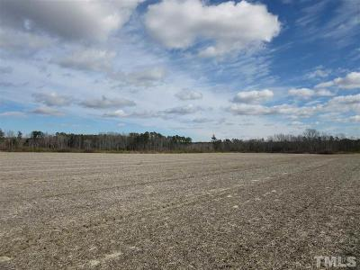Zebulon Residential Lots & Land For Sale: 60 Acres Nc 39 Highway