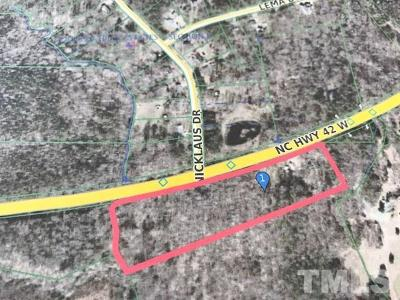 Johnston County Residential Lots & Land For Sale: 6695 Nc 42 Highway