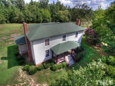 Oxford Single Family Home Contingent: 3035B Tom Hunt Road