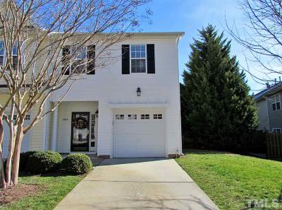 Raleigh Townhouse Contingent: 3010 Winding Waters Way
